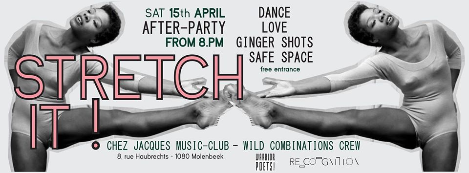 Afterparty // Wild Combinations Stretch it!