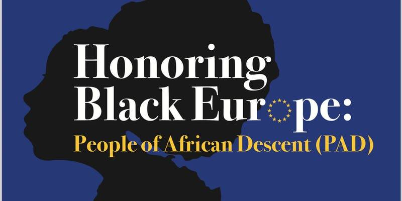 Black Europeans and People of African Descent (PAD) Week